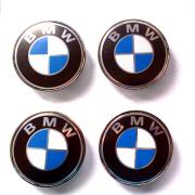 Заглушки в колесные диски для BMW X5 E70 (2007 - 2013)
