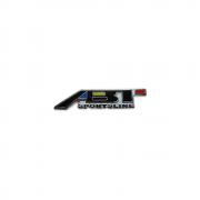 Эмблема АВТ на решетку для Volkswagen Touareg (2010 - ...)