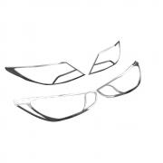 Хром фар и задних фонарей для Hyundai Accent (2011 - ...)