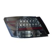 Задние фонари диодные (темный хром) для Honda Accord USA (2008 - ...)