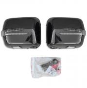 Корпуса зеркал с повторителем поворотов для Mercedes Gelandewagen (1986 - 2012)