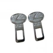 Защелки в ремни безопасности для Lexus GX 470 (2002 - 2009)