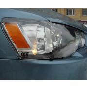 Защита фар для Mitsubishi Lancer X (2007 - ...)