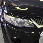 Защита фар для Mitsubishi Outlander XL (2007 - ...)