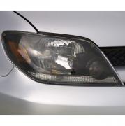 Защита фар для Mitsubishi Outlander (2003 - 2006)