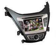 Штатный монитор (Android) для Hyundai Elantra (2011 - 2014)
