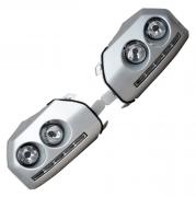 Фары противотуманные для Toyota FJ Cruiser (2006 - ...)