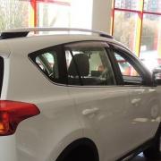 Дефлекторы дверей для Toyota RAV4 (2013 - ...)