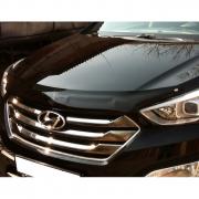 Мухобойка для Hyundai Santa Fe (2013 - ...)