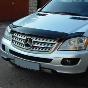 Мухобойка для Mercedes ML W164 (2005 - 2011)