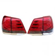 Задние фонари диодные для Toyota Land Cruiser 200 (2007 - ...)