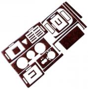 Декор в салон для Skoda Fabia (2000 - ...)