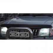 Дефлектор капота для Toyota Prado 90 (1996 - 2002)