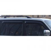 Дефлекторы окон для Toyota Prado 90 (1996 - 2002)