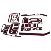 Декор в салон (Viano с 2006...) для Mercedes Vito Viano (2004 - 2014)