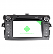 Штатная магнитола (Android) для Toyota Corolla (2007 - 2012)