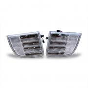Диодные противотуманки заднего бампера для Lexus LX-570 (2008 - ...)