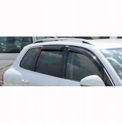 Ветровики для Volkswagen Touareg (2010 - ...)