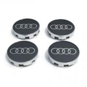 Заглушки в диски для Audi A3 (2004 - 2007)
