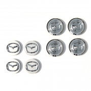 Заглушки в диски для Mazda 3 (2013 - ...)