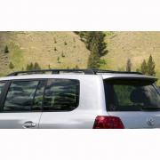 Рейлинги черные для Toyota Land Cruiser 200 (2007 - ...)