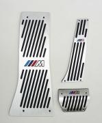 Накладки на педали для BMW X6 (2008 - ...)