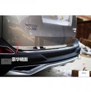 Молдинг на край крышки багажника для Toyota RAV4 (2013 - ...)