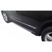 Боковые пороги для Toyota RAV4 (2013 - ...)