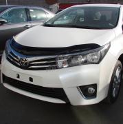 Мухобойка для Toyota Corolla (2013 - ...)