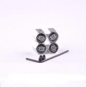 Колпачки на ниппеля для Kia Cerato (2005 - 2009)