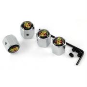 Колпачки на ниппеля для Porsche Cayman (2005 - ...)