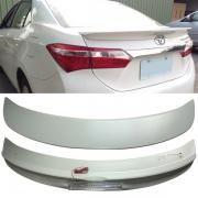 Спойлер (сабля широкая со стопом) для Toyota Corolla (2013 - ...)