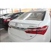 Спойлер (сабля) узкая для Toyota Corolla (2013 - ...)