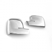 Хром накладки на зеркала для Volkswagen Caddy (2004 - 2010)