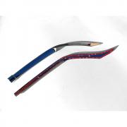 Хром ресницы на фары для Honda CR-V (2012 - ...)