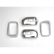 Корпуса зеркал с повторителями поворотов для BMW 5-серия E34 (88 - 95)
