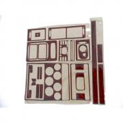 Декоративные накладки в салон (2006-2009) для Ford Connect (2002 - 2009)