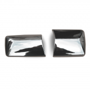 Хром на зеркала для Mercedes W201 (190) (1984 - 1991)