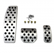 Накладки на педали (АКПП) для Land Rover Discovery III (2004 - 2009)