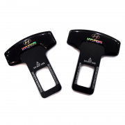 Заглушки в ремни безопасности для Hyundai Accent (2006 - 2010)