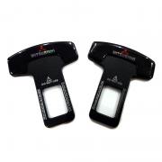 Заглушки в ремни безопасности для Mitsubishi Pajero 4 (2007 - ...)