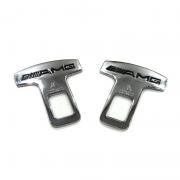 Обманки ремня безопасности AMG для Mercedes W211 (2002 - 2009)