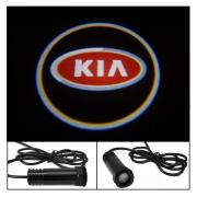 Проектор логотипа (врезной) для Kia Sorento (2003 - 2009)
