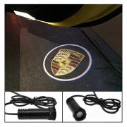 Проектор логотипа (врезной) для Porsche Cayman (2005 - ...)