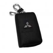 Чехол для ключей для Mitsubishi Pajero 4 (2007 - ...)