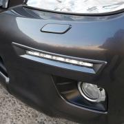 Ходовые огни LED DRL для Toyota Prado 150 (2009 - 2017)