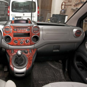Декор в салон для Citroen Berlingo (2008 - ...)
