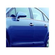 Молдинги окон (седан) для Citroen C4 (2005 - 2010)