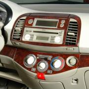 Декор в салон для Nissan Micra K12 (2003 - 2010)