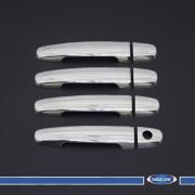 Хром на ручки для Toyota Auris (2007 - 2012)